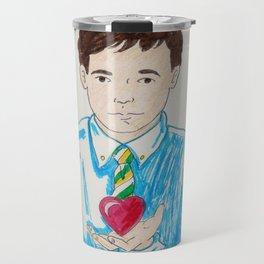 The Generous Heart Travel Mug