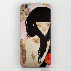 Amanita - Mushroom Death iPhone & iPod Skin