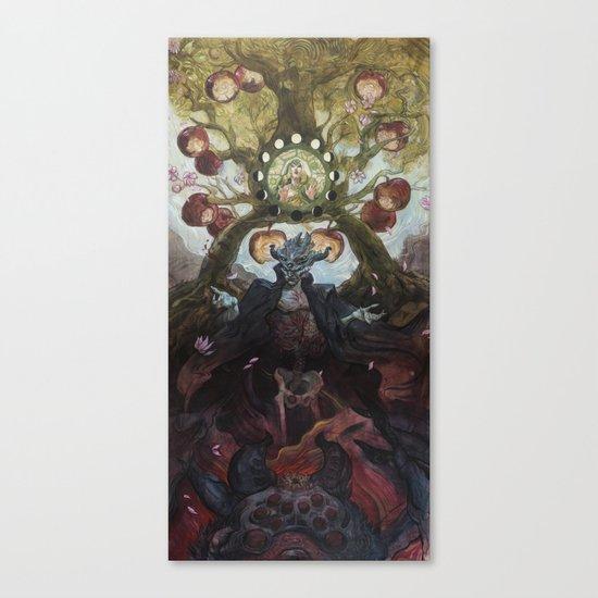 The Fall Canvas Print