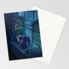 A Good Book Stationery Cards