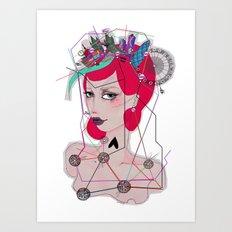 Lo(n)don Art Print