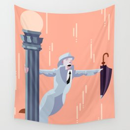 Singin' in the Rain Wall Tapestry