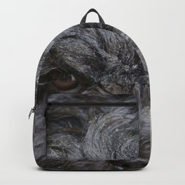 puppy eyes Backpack