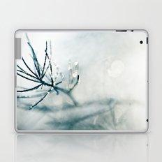 blue sparkle Laptop & iPad Skin