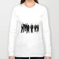 reservoir dogs Long Sleeve T-shirts featuring Reservoir Dogs. by AmyLianneMuir