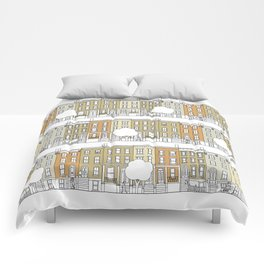 Brooklyn (color) Comforters