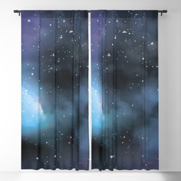Space Blackout Curtain