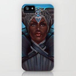 Madame de Fer iPhone Case