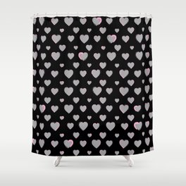 Made for you my heart 33 Shower Curtain