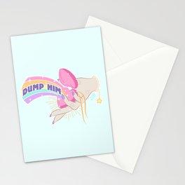 Dump Him, Honey Stationery Cards