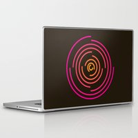 neon Laptop & iPad Skins featuring Neon by Jeff Merrick