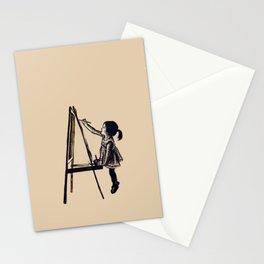 """Little """"Picasa"""" Stationery Cards"""