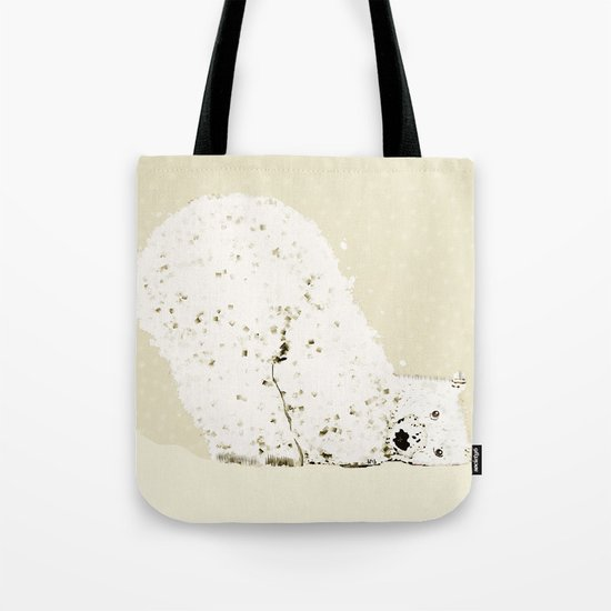 bears life 2 Tote Bag