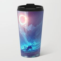 Stellar collision Travel Mug