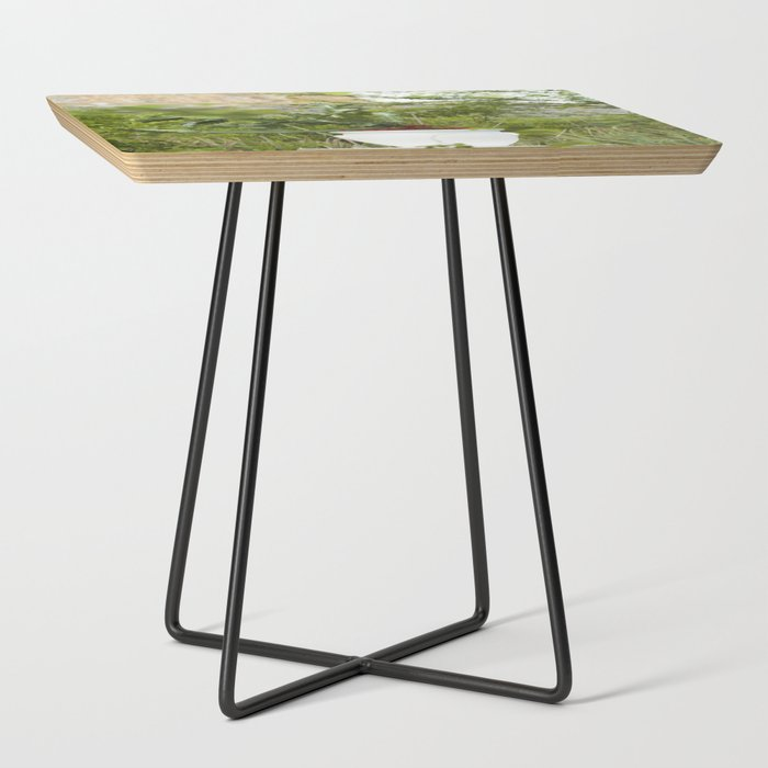 Greenery Side Table