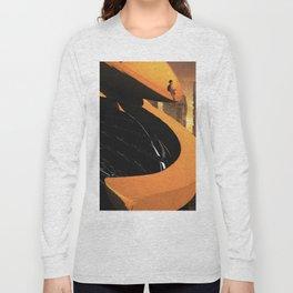 Fishing Boy Long Sleeve T-shirt
