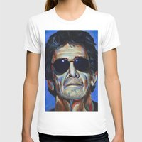lou reed T-shirts featuring Lou Reed by Buffalo Bonker