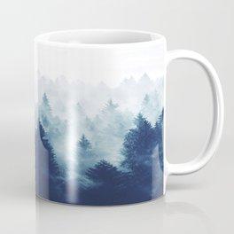 Foggy Woods I Coffee Mug