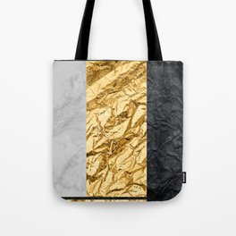 The Ground up Tote Bag