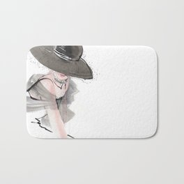 Ladies Day Bath Mat