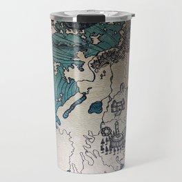 Lost Treasure Travel Mug