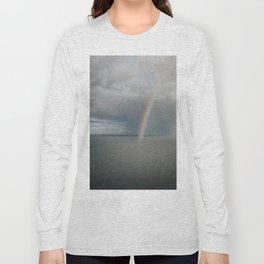 Rainbow I - Landscape and Nature Photography Long Sleeve T-shirt