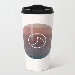 High Tide Metal Travel Mug