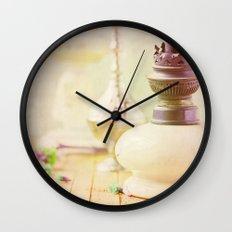 Quinqués Wall Clock