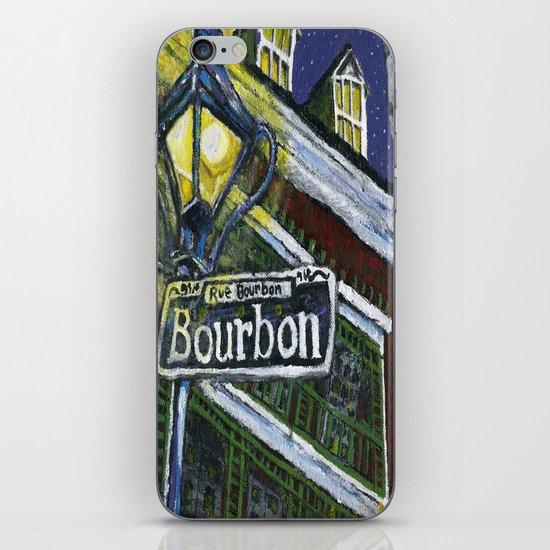 Rue Bourbon iPhone & iPod Skin
