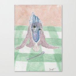 Bluberry Canvas Print