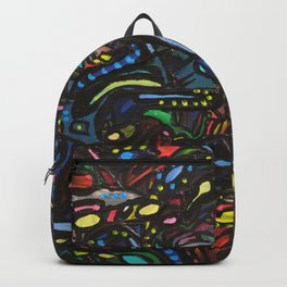 Someone To Watch Over Me Backpack