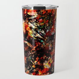 metal gear Travel Mug