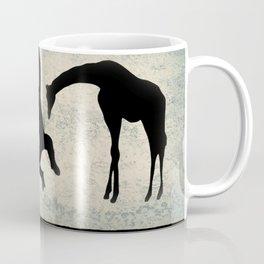 Animals on Parade Coffee Mug