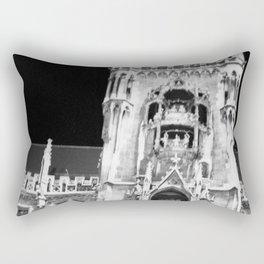 Town Hall Rectangular Pillow