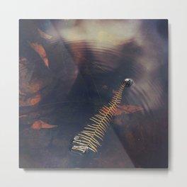 Sunken Treasure Metal Print