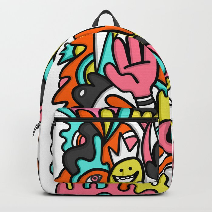 Mome raths Backpack