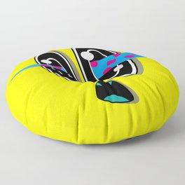 NOiSE (Original Characters Art By AKIRA) Floor Pillow