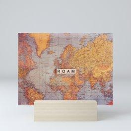 roam Mini Art Print