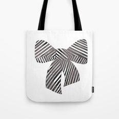 Watercolour Bow Tote Bag
