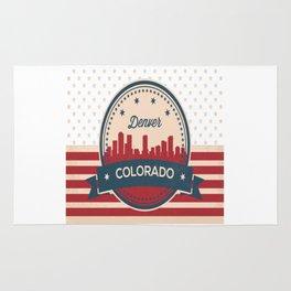 Colorado Day Rug
