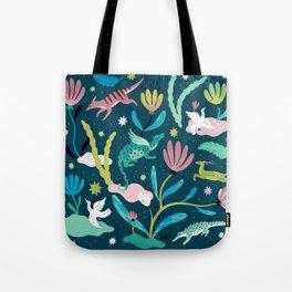 Dream Animals Tote Bag