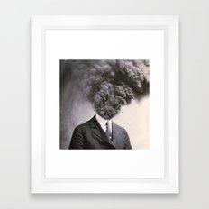 Outburst Framed Art Print