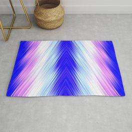 stripes wave pattern 8v1 db Rug