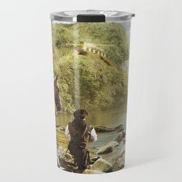 El dorado Travel Mug