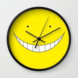 Korosensei 1 Wall Clock