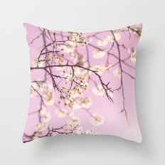 She Who is Brave is Free Throw Pillow