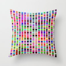 Nothing stays the same Throw Pillow