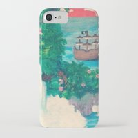 neverland iPhone & iPod Cases featuring Neverland by Jadie Miller