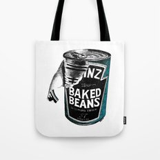 Beanz pen Drawing (colour) Tote Bag