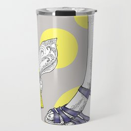 Thought fairy and giant Travel Mug
